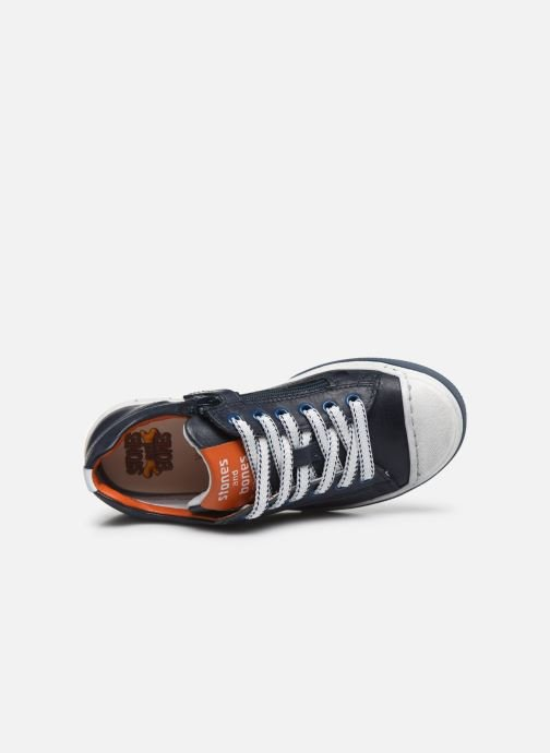 Sneakers Stones and Bones Corso Azzurro immagine sinistra