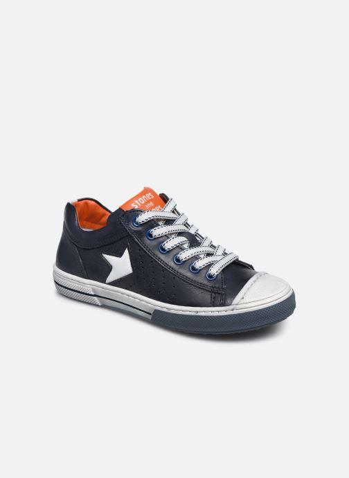 Sneakers Stones and Bones Corso Azzurro vedi dettaglio/paio