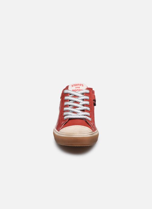 Trainers Stones and Bones Corso Red model view
