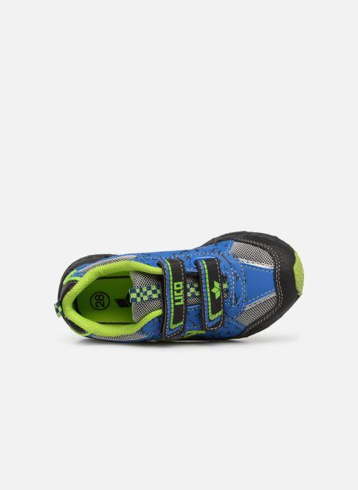 Sportschoenen LICO Loader V Blinky Blauw links