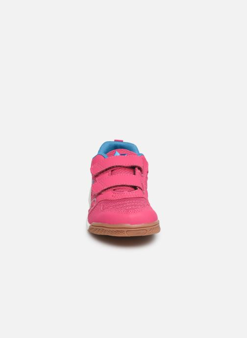 Chaussures de sport LICO Boulder V Rose vue portées chaussures