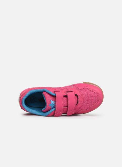Chaussures de sport LICO Boulder V Rose vue gauche
