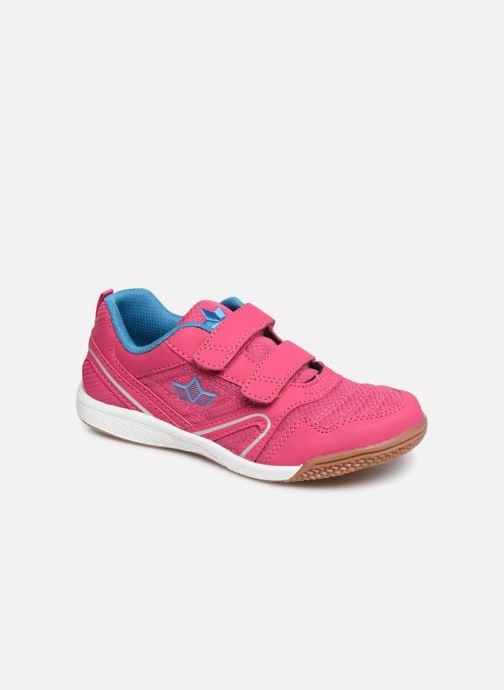 Chaussures de sport LICO Boulder V Rose vue détail/paire