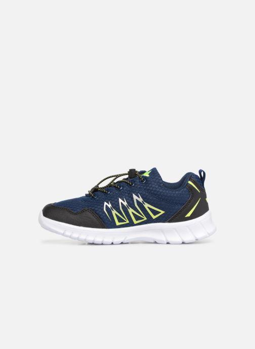 Sport shoes LICO Mikado Blue front view