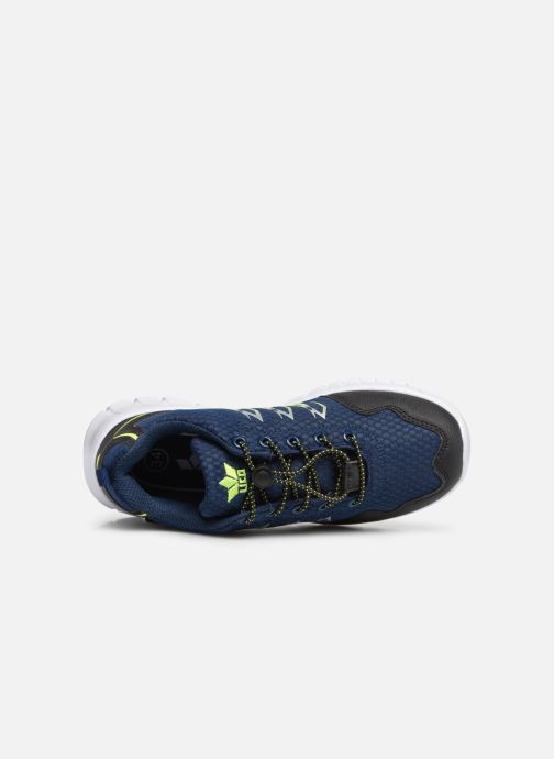 Sport shoes LICO Mikado Blue view from the left