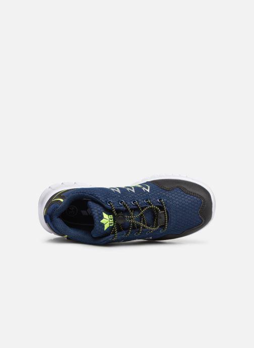 Chaussures de sport LICO Mikado Bleu vue gauche