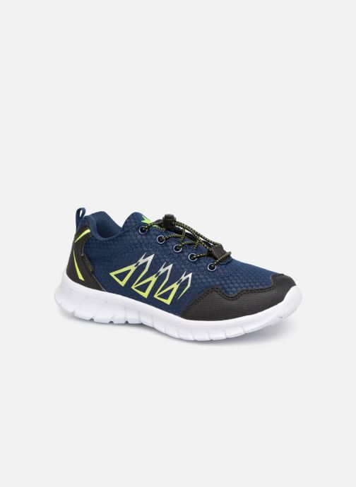Sport shoes LICO Mikado Blue detailed view/ Pair view