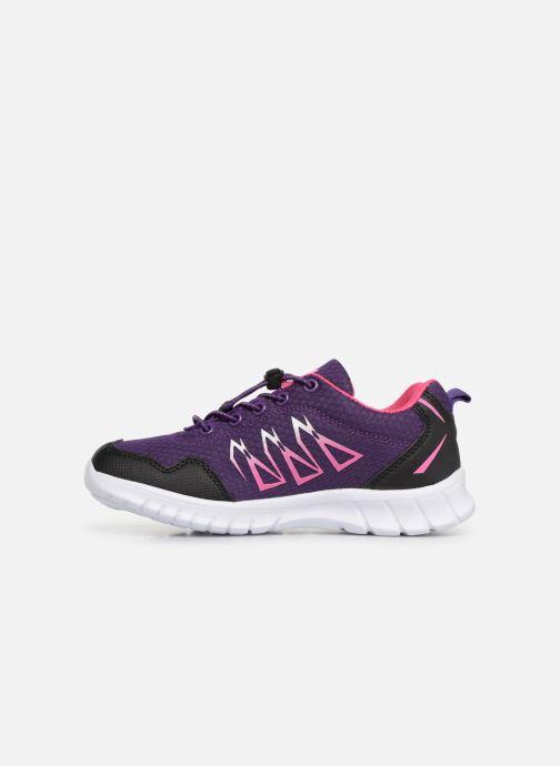 Sport shoes LICO Mikado Purple front view