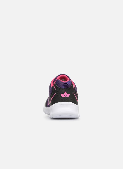 Sport shoes LICO Mikado Purple view from the right
