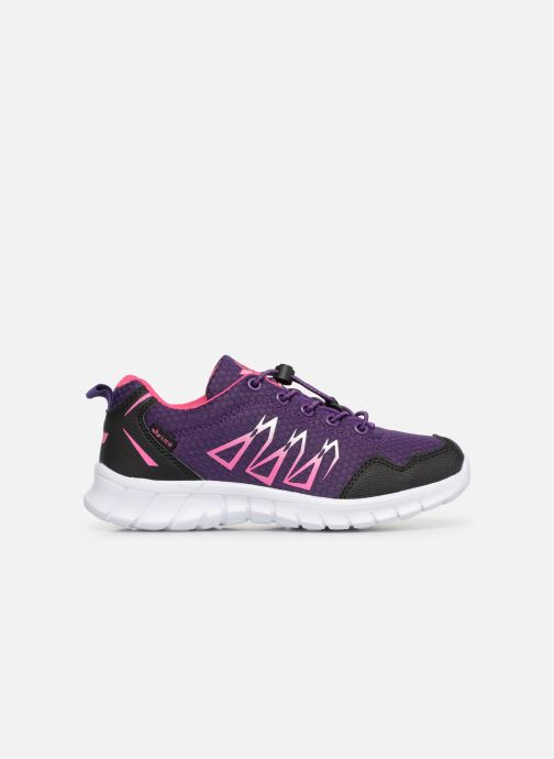 Sport shoes LICO Mikado Purple back view