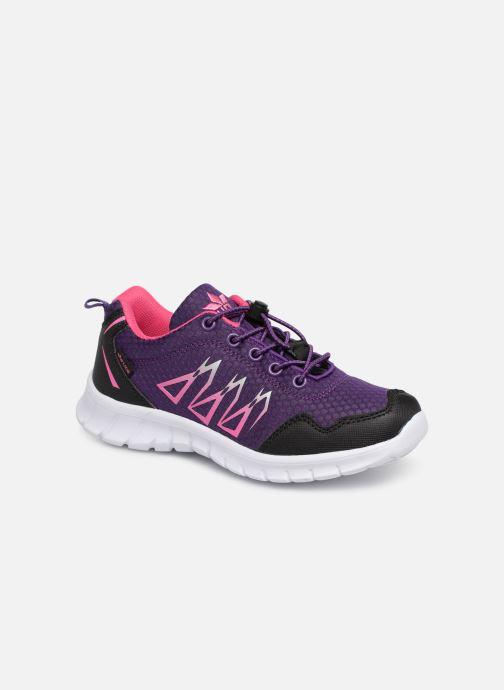 Sport shoes LICO Mikado Purple detailed view/ Pair view