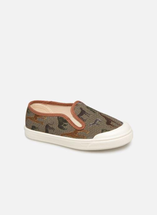 Sneakers PèPè Tessuto Safari Multi detaljeret billede af skoene