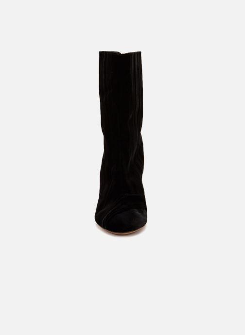 Bottines et boots Tila March Tms328-Ta-42 Noir vue portées chaussures