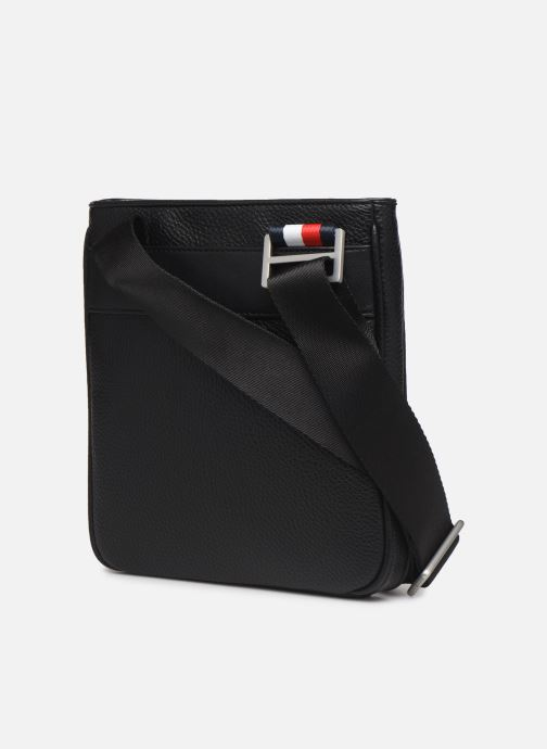 Herentassen Tommy Hilfiger TH BUSINESS MINI CROSSOVER Zwart rechts