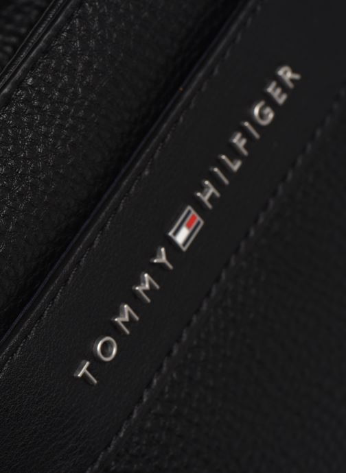 Herentassen Tommy Hilfiger TH BUSINESS MINI CROSSOVER Zwart links