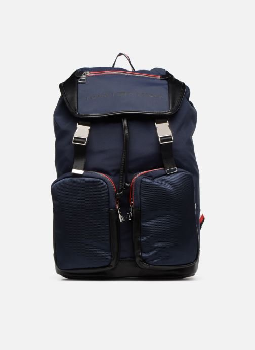 Sacs à dos Tommy Hilfiger URBAN NOVELTY FLAP BACKPACK Bleu vue détail/paire