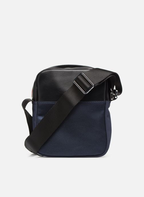 Herentassen Tommy Hilfiger URBAN NOVELTY  MINI REPORTER Blauw voorkant