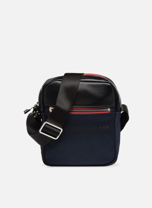 Herentassen Tommy Hilfiger URBAN NOVELTY  MINI REPORTER Blauw detail