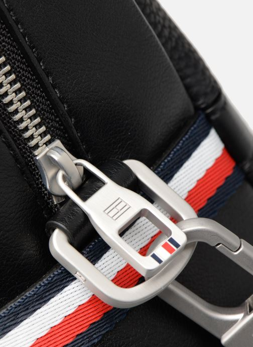 Sacs ordinateur Tommy Hilfiger TH BUSINESS COMPUTER BAG Noir vue gauche