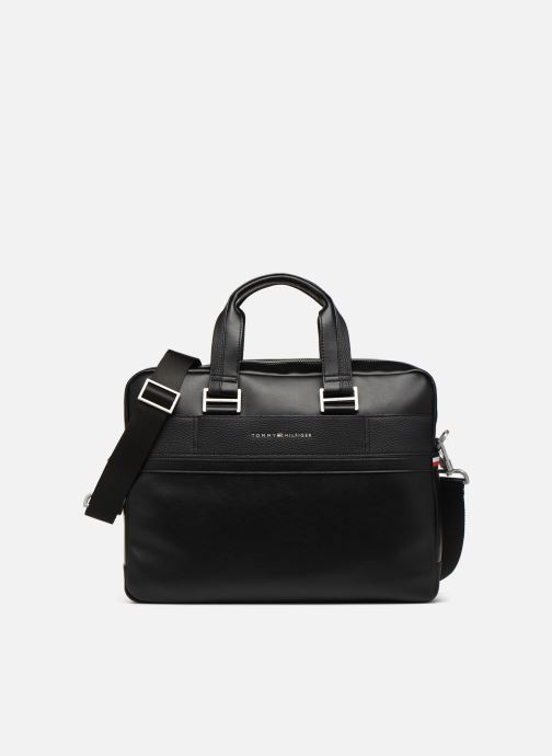 Sacs ordinateur Tommy Hilfiger TH BUSINESS COMPUTER BAG Noir vue détail/paire