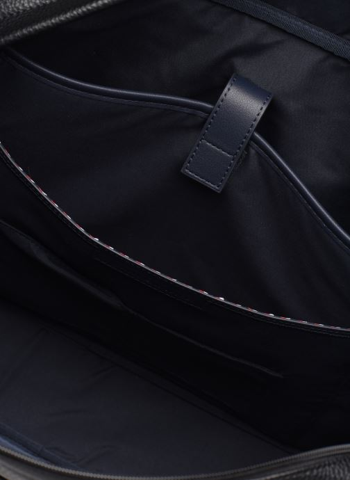 Sacs ordinateur Tommy Hilfiger TH BUSINESS COMPUTER BAG Noir vue derrière