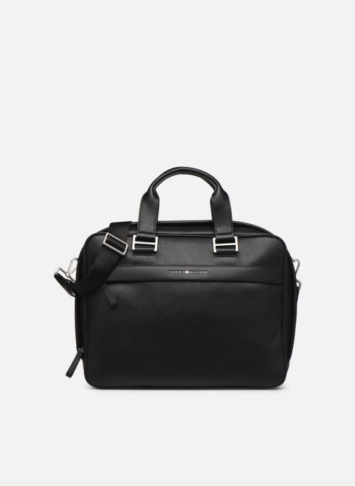 Laptop cases Tommy Hilfiger TH BUSINESS COMPUTER BAG Black detailed view/ Pair view