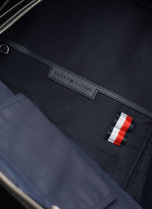 Sacs à dos Tommy Hilfiger TH BUSINESS BACKPACK Noir vue derrière