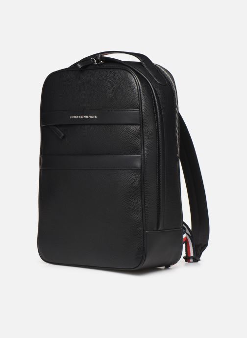 Rugzakken Tommy Hilfiger TH BUSINESS BACKPACK Zwart model