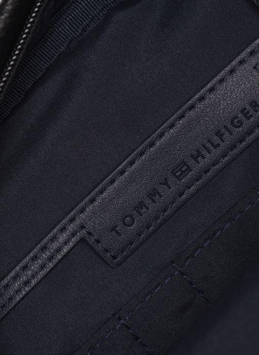 Herentassen Tommy Hilfiger TH BUSINESS MINI REPORTER Zwart achterkant