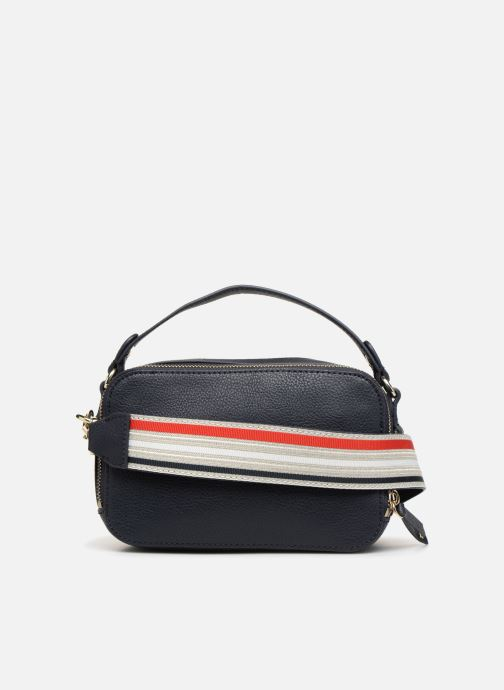 Sacs à main Tommy Hilfiger COOL TOMMY MINI TRUNK Bleu vue face