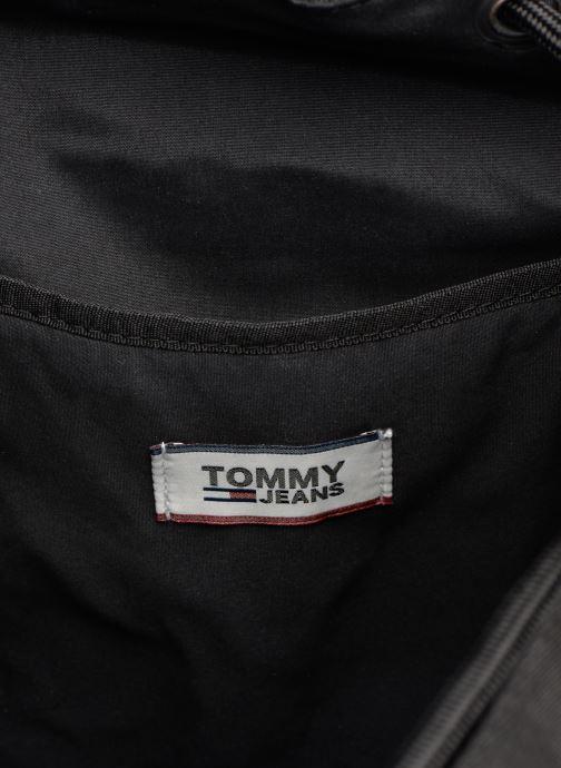 Sacs à dos Tommy Hilfiger TJU MODERN HERITAGE BACKPACK Noir vue derrière