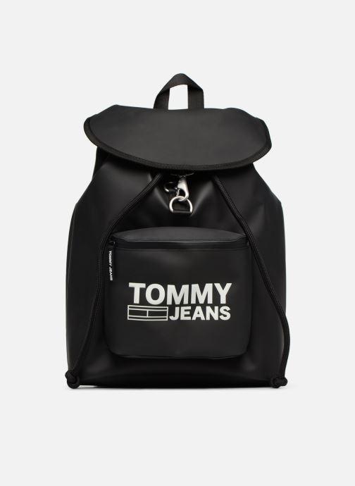 Mochilas Tommy Hilfiger TJU MODERN HERITAGE BACKPACK Negro vista de detalle / par