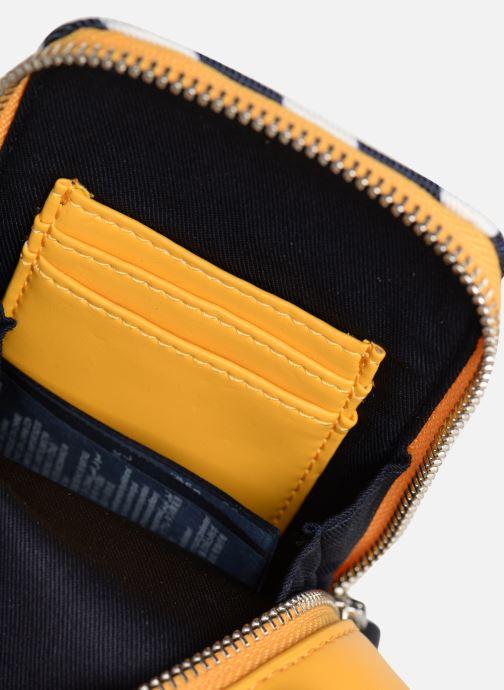 Handtassen Tommy Hilfiger TH IDOL MINI CROSSOVER Blauw achterkant