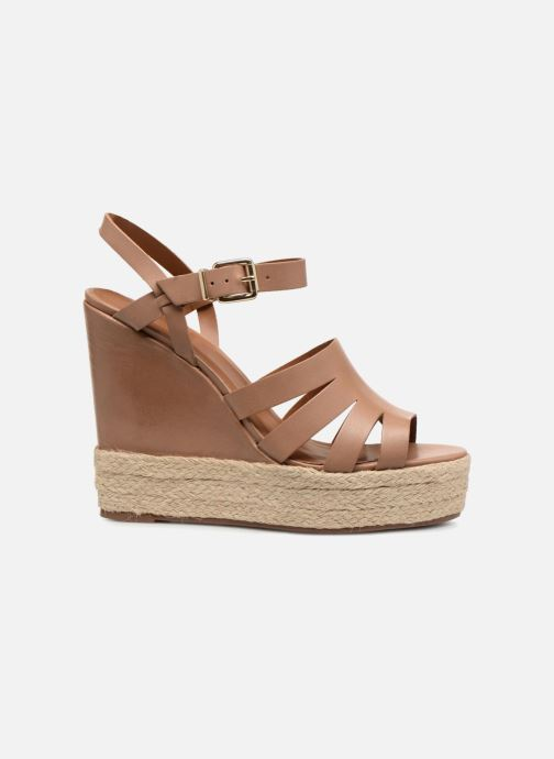 Sandals KG By Kurt Geiger Aura Brown back view