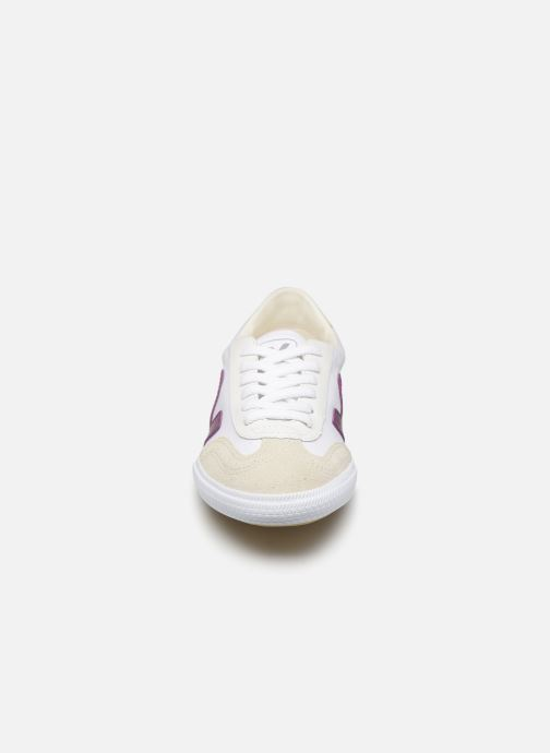 Trainers Veja Volley W White model view