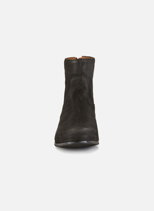 Bottines et boots Anthology Paris 7061C Noir vue portées chaussures