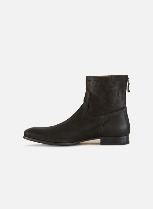 Boots en enkellaarsjes Anthology Paris 7061C Zwart voorkant