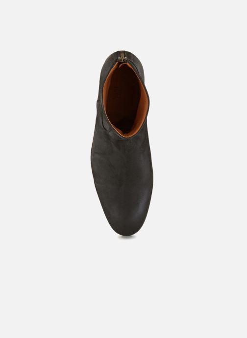 Boots en enkellaarsjes Anthology Paris 7061C Zwart links