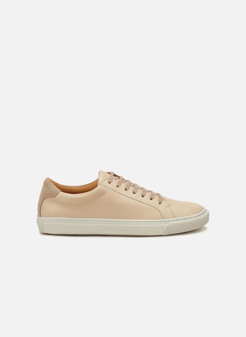 Baskets Anthology Paris Jimmy-H Beige vue détail/paire