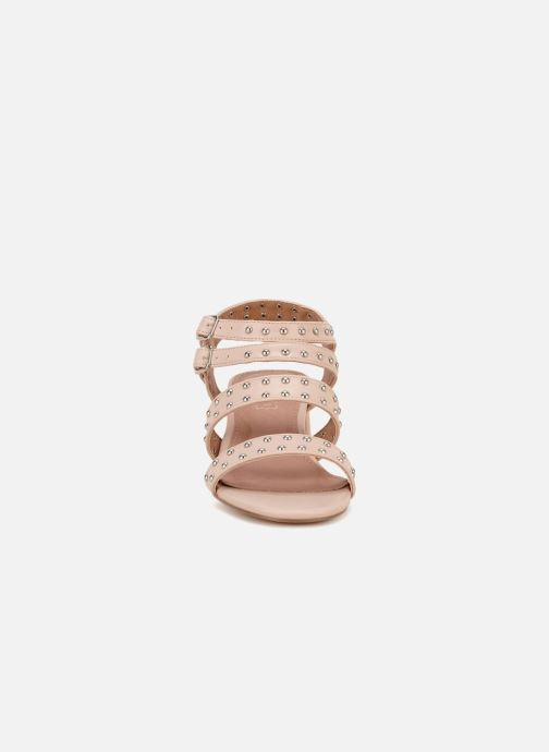 Sandaler Vanessa Wu SD1760 Rosa bild av skorna på