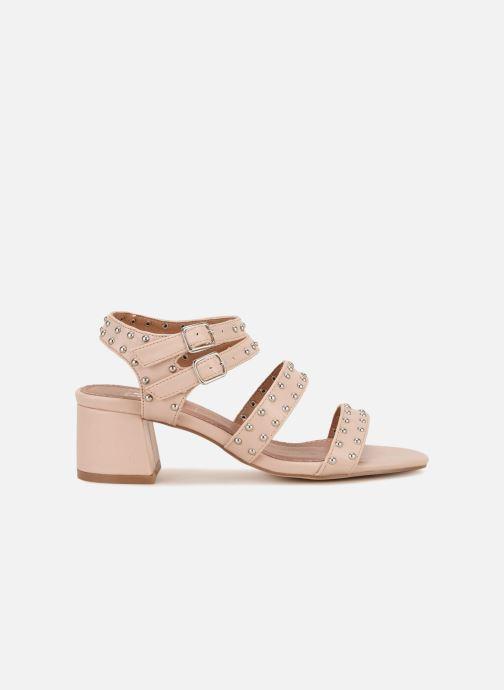 Sandales et nu-pieds Vanessa Wu SD1760 Rose vue détail/paire