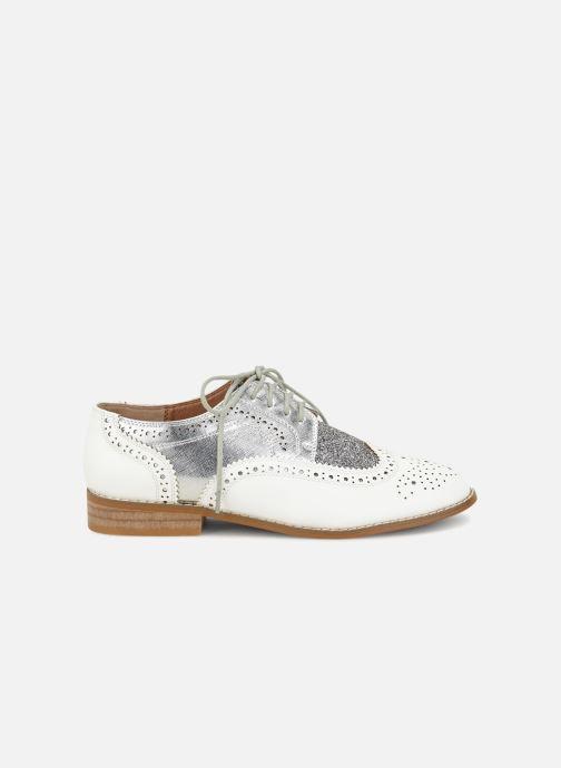 Chaussures à lacets Vanessa Wu RL1756 Blanc vue derrière
