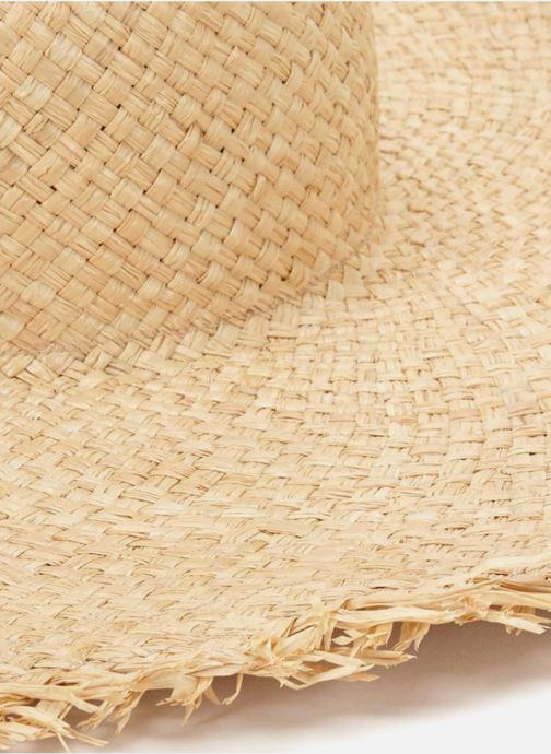 Chapeaux Close Sanary Beige vue portées chaussures