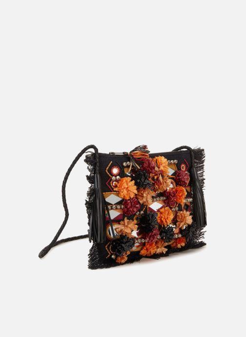 Bolsos de mano Antik Batik Charlie1Pch Negro vista de frente