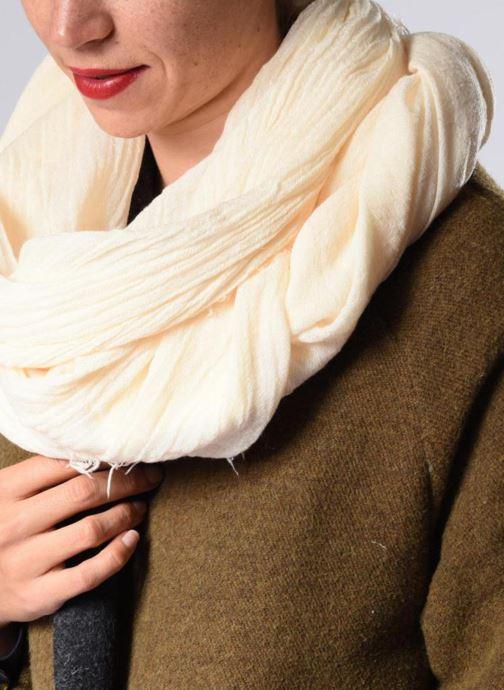 Sciarpa y foulard July to June Saint Gervais Rosa immagine dall'alto