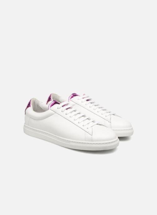 Sneakers Zespà Zsp4Apla Bianco immagine 3/4