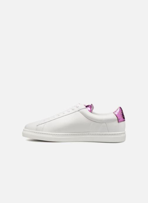 Sneakers Zespà Zsp4Apla Bianco immagine frontale