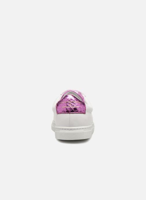 Sneakers Zespà Zsp4Apla Bianco immagine destra