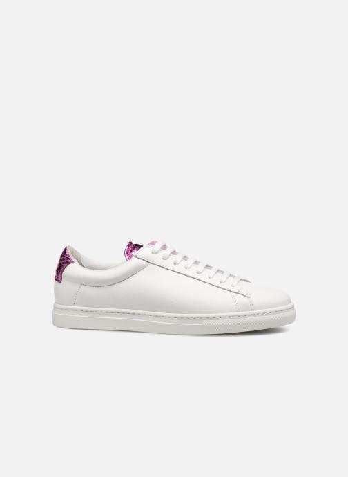 Sneakers Zespà Zsp4Apla Bianco immagine posteriore