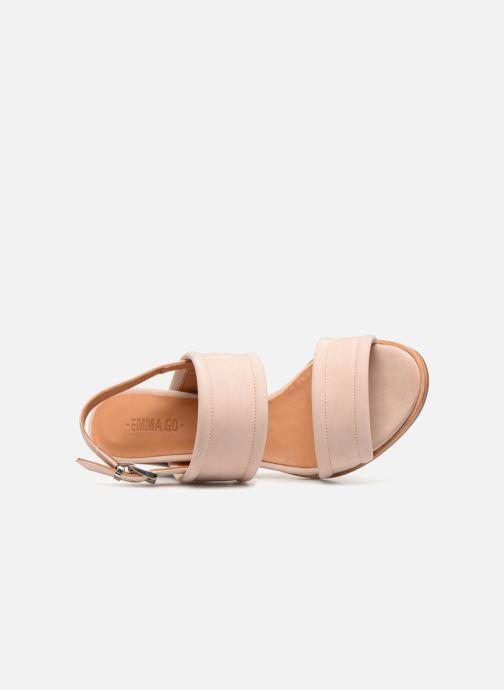 Sandales et nu-pieds Emma Go Amelia Rose vue gauche